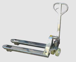 Prodej a opravy veškerých typů paletových vozíků a manipulační techniky