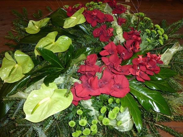 Prodej, rozvoz květin, květinářství, květinové aranžmá Opava
