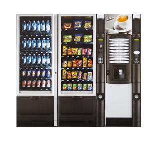 Prodejní automaty, automatické kávovary Koro Olomouc