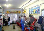 Vyvažování pneumatik, servis, montáž vzdušnic Kroměříž