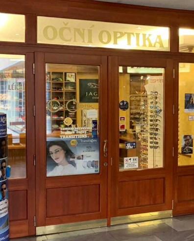 Slevový a věrnostní program v oční optice Pardubice