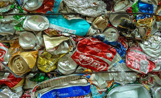 Sběrna druhotných surovin na Chrudimsku, výkup kovového odpadu a papíru