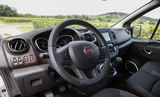 Servis užitkových vozidel FIAT Professional s výbornými technickými vlastnostmi
