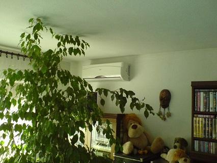 Prodej, montáž, opravy, záruční a pozáruční servis -  klimatizace do domácností