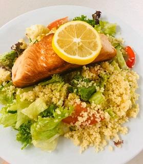 Zdravé a chutné obědy v restauraci v Krnově