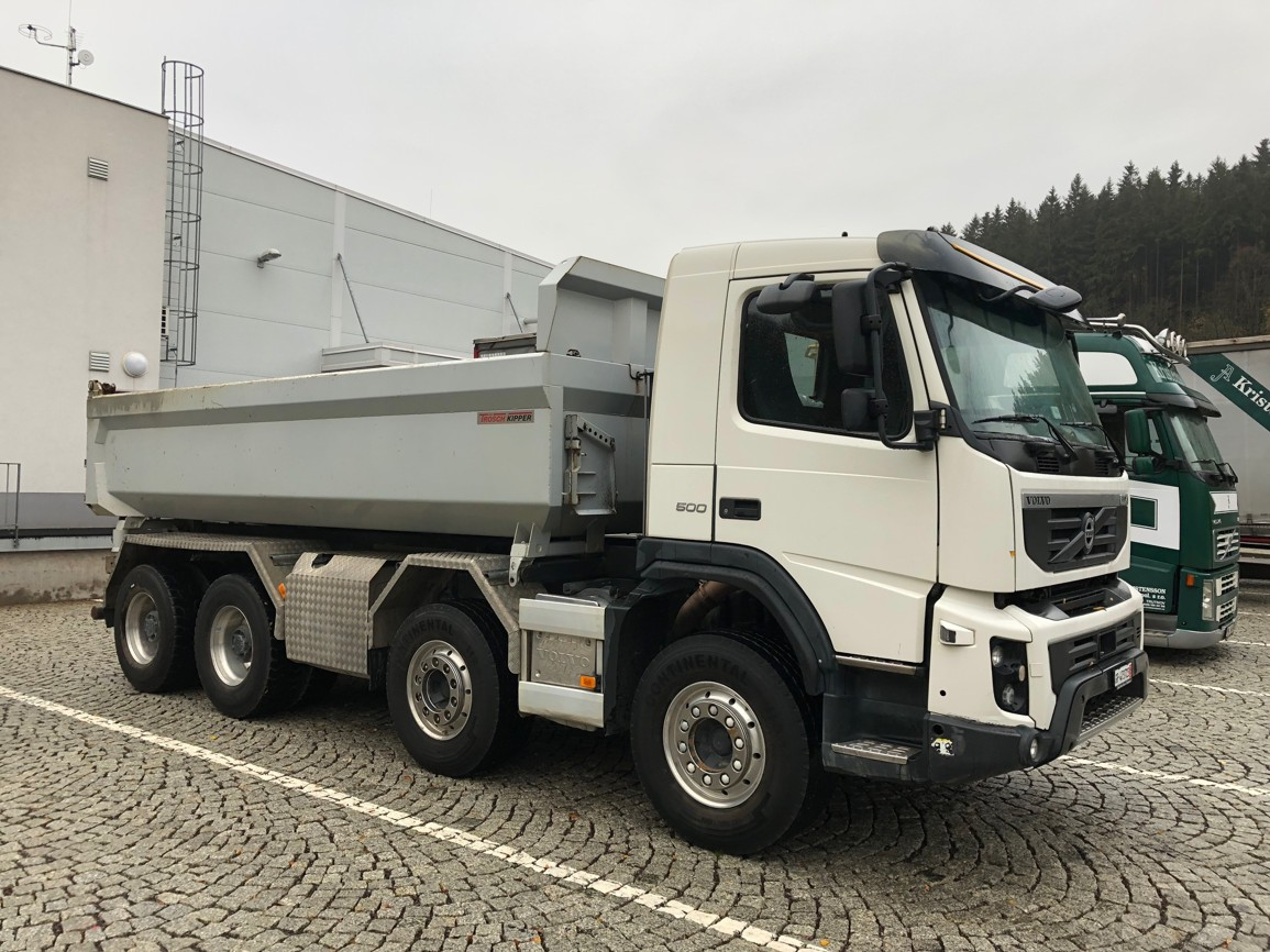 Profesionální služby v kamionové dopravě po celé Evropě