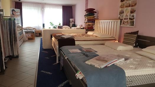 Postele, matrace, rošty, Boskovice