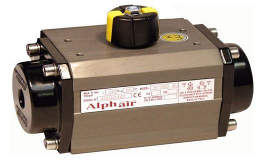 Elektrické servopohony REGADA pro všechny typy armatur, výroba a prodej, moderní technika