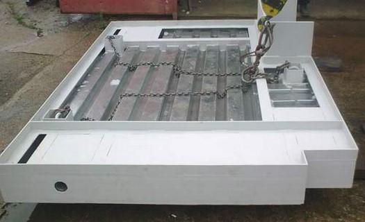 Výroba posuvných vrat, kovových oken i schodišť