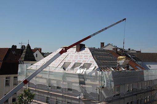 Materiál na stavbu šikmé, ploché střechy Jiřice, Znojmo