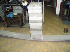ATRO - BETON, spol. s r. o., Klatovy, plotové díly proti podhrabání z vibrovaného betonu