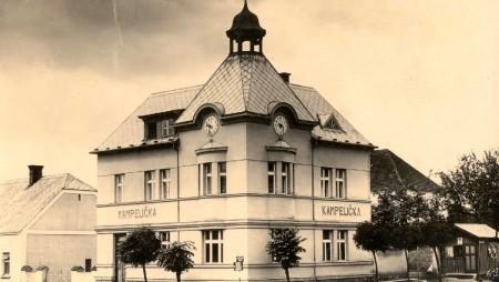 ? Obec Kraselov v Šumavském podhůří, pohatá historie, památky