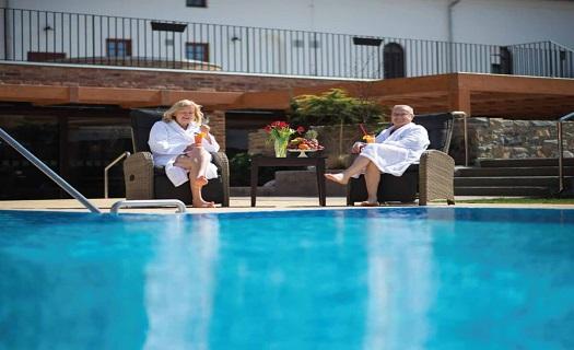 Sportovně-relaxační pobytový balíček ve wellness hotelu