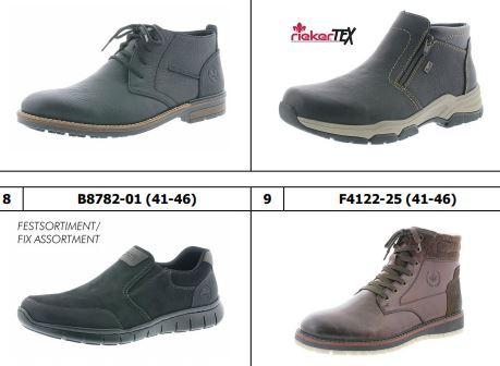 Pánské zimní boty Rieker