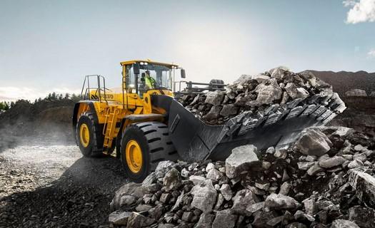 Použité stavební stroje Volvo, JCB, Caterpillar, Takeushi, prodej, bazar, pronájem