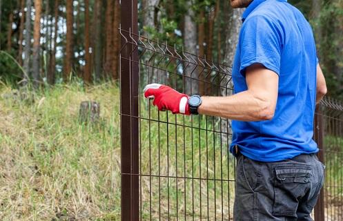 stavba plotu na klíč - Zlínský kraj