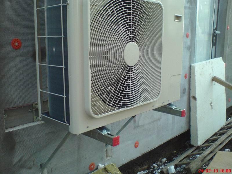Instalace a servis tepelných čerpadel Toshiba pro rodinné domy