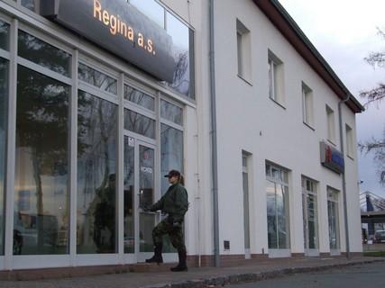 Fyzická ochrana a ostraha objektů Hradec Králové