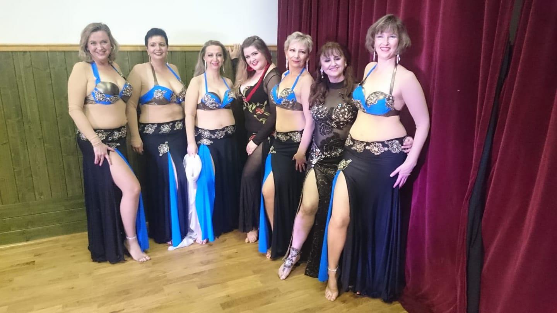 Taneční studio CARAVANA, Roudnice nad Labem, kurzy břišního tance