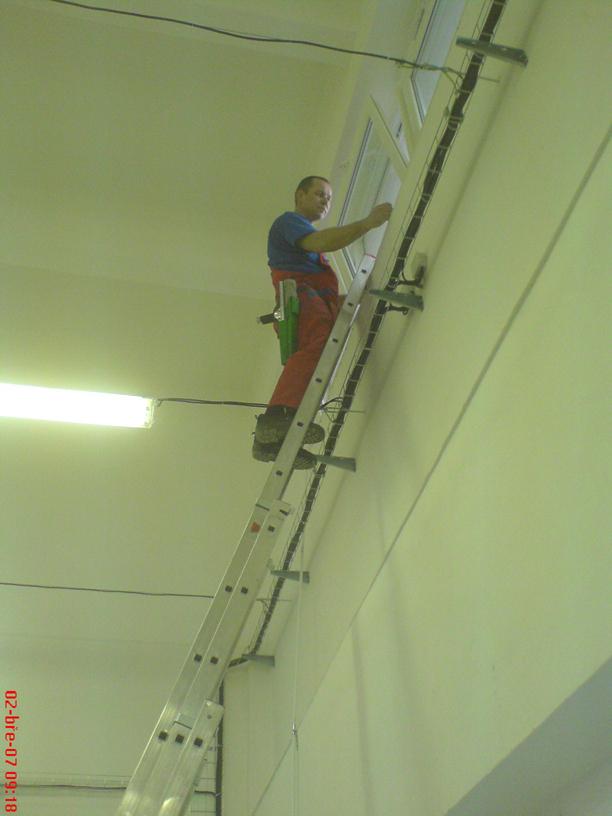 práce ve výškách Zábřeh, Šumperk