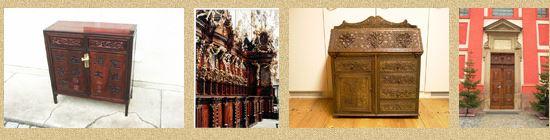 Restaurování starožitného nábytku Praha -  na požádání zpracujeme restaurátorskou zprávu