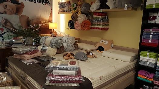 Matrace, rošty na míru a vybavení ložnic - povlečení, přikrývky