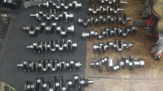 Výbrusy CZ - ARNOLD MIROSLAV, Jinočany, opravy klikových hřídelí u benzínových a naftových motorů