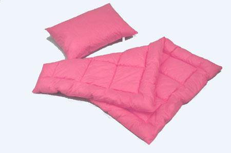Výroba - přikrývky, deky, polštáře