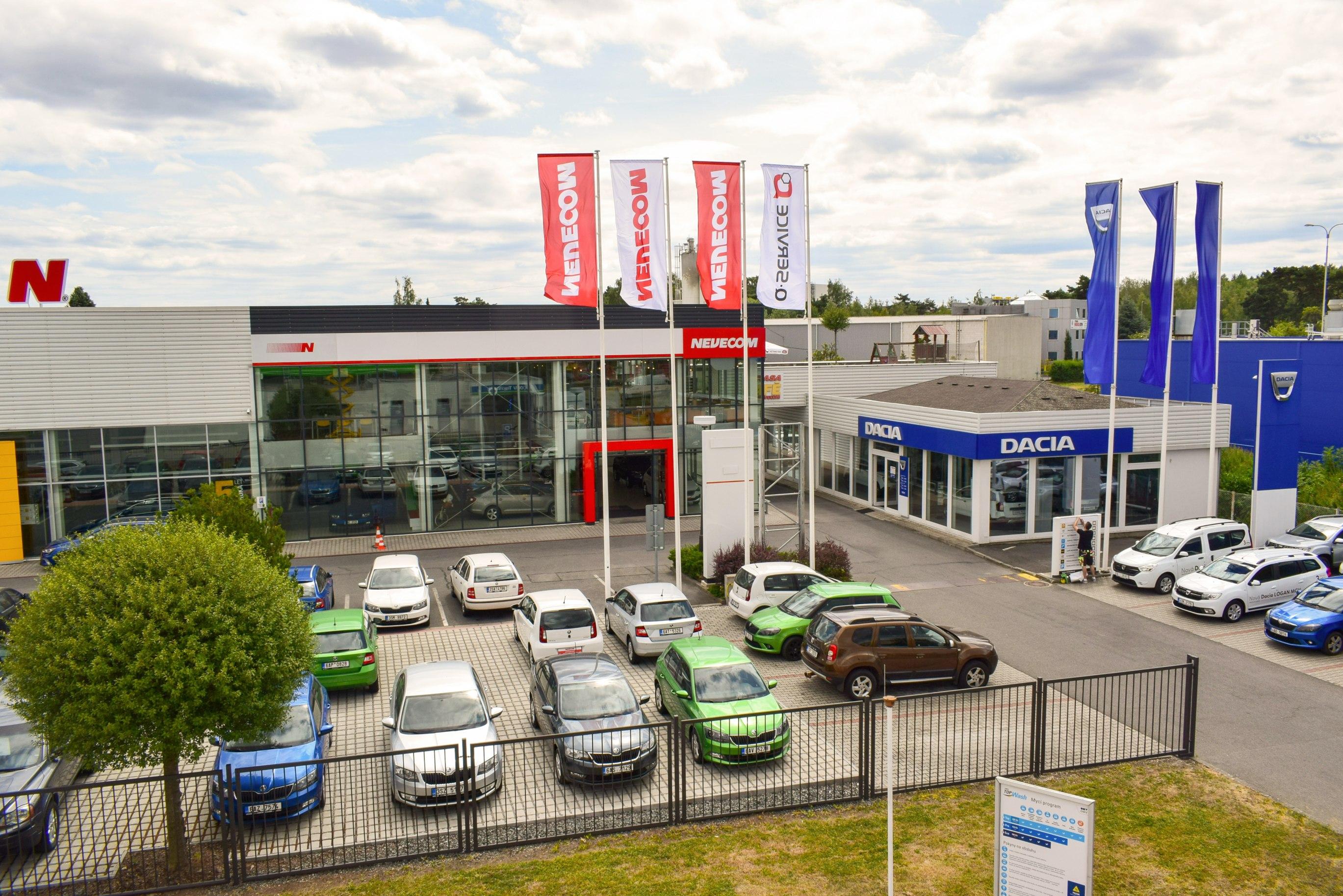 Nevecom Premium - nové vozy Škoda, Volkswagen, Audi, Seat