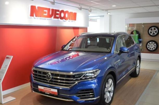 NEVECOM spol. s r.o., Kladno, prodej premiových značek Volkswagen, Audi, Seat