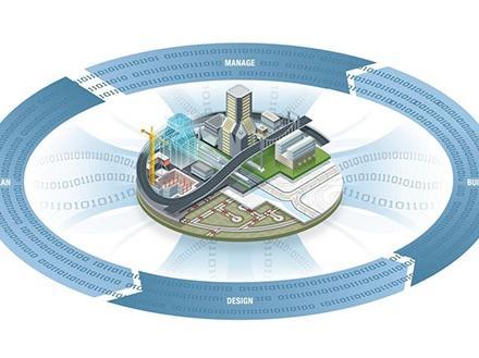 REVIT, projekty ve formě BIM, 3D řešení budov, koordinace výstavby