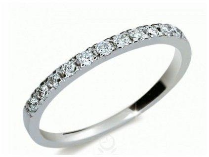 Zásnubní a snubní prsteny prodej Praha - se zirkony, s diamanty a brilianty