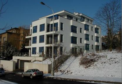 Stavby pro bydlení na klíč, společnost SPING STAV spol.s r.o. Praha