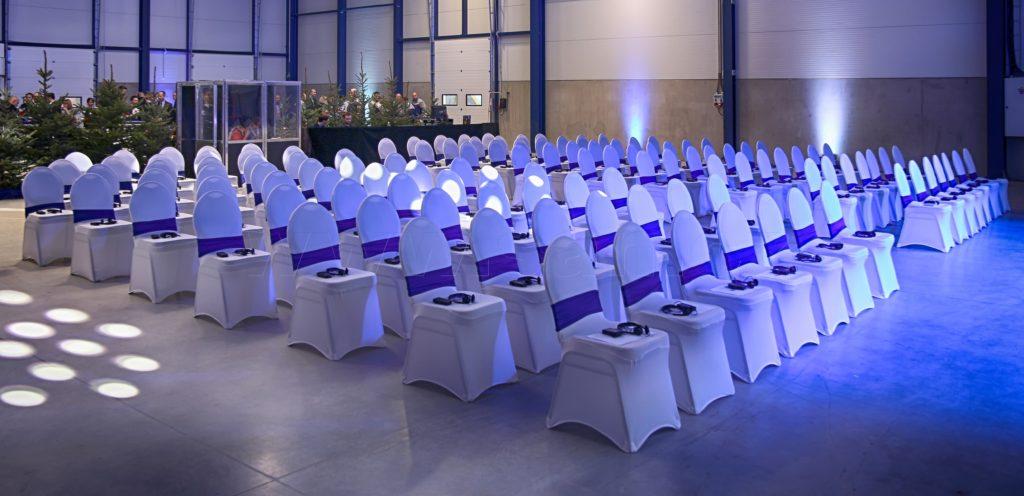 SAN SERVICE, s.r.o. Praha, mezinárodní konference, tlumočnictví