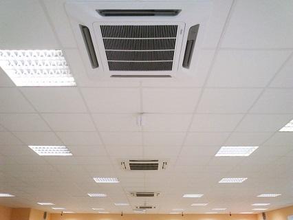 Instalace a servis klimatizací pro kanceláře, obchody, sklady komerční prostory