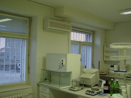 Klimatizace pro kanceláře