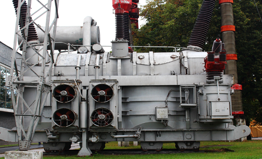 Trafostanice a transformátory, nové i repasované, revize a údržba