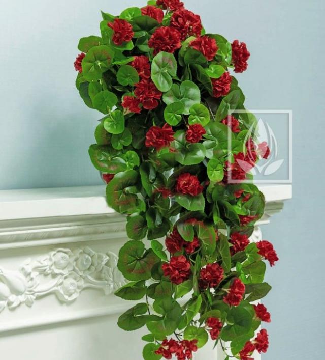 Pianeta s.r.o., umělé květiny do interiérů a exteriérů
