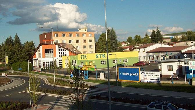 STK pro auta, dodávky, motocykly a přívěsné vozíky Klatovy