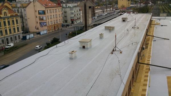 Střechy Fides Ladislav Glogar Frýdek - Místek, hydroizolace plochých a šikmých střech