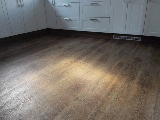 Vinylové podlahy v imitaci dřeva