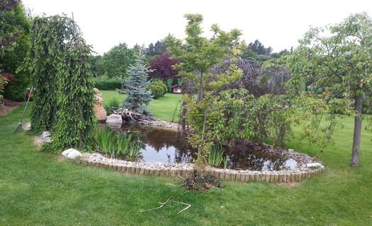 Rodinné zahradnictví, pěstování a prodej okrasných rostlin, ovocných dřevin, údržba zahrad