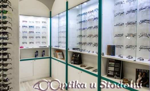 Optika Ostrava, dioptrické a sluneční brýle, brýlové obruby
