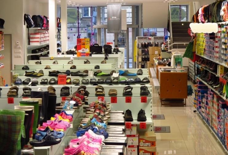 Prodej obuvi - značkové boty, dámská, pánská obuv