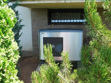 Tepelná čerpadla pro otop a chlazení objektů, ohřev vody