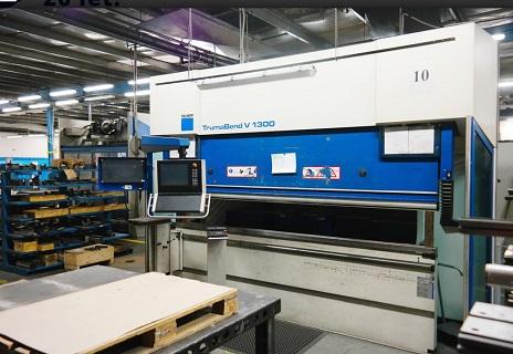 Zpracování a výroba různých výrobků z plechu pomocí řezání, CNC vysekávání, ohýbání