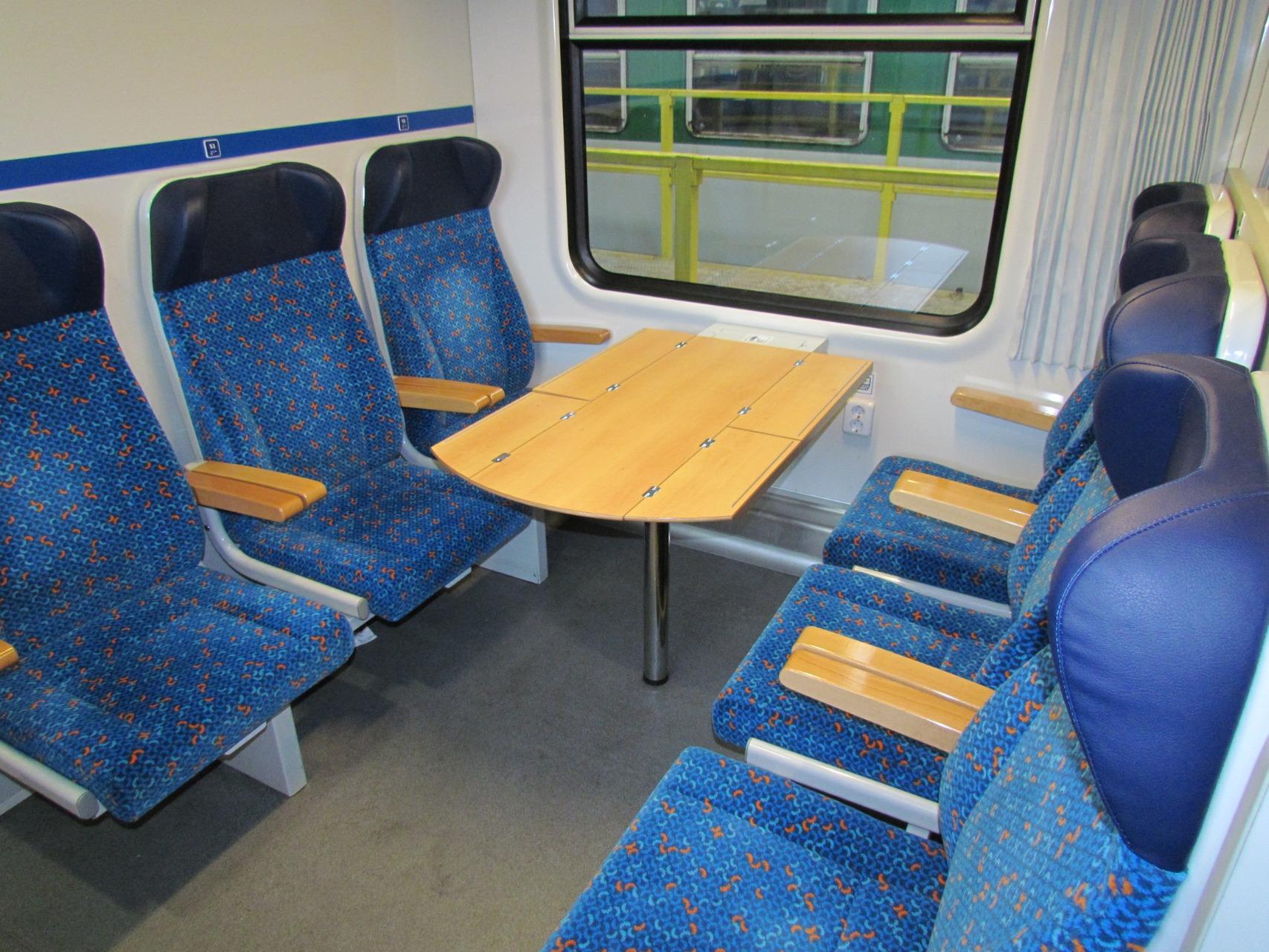 Výroba a návrh sedadel pro vozy železniční dopravy