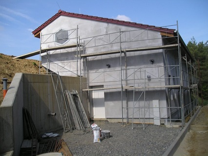Zateplení domů, fasád – ochrana před nepříznivými vlivy, snížení tepelných ztrát