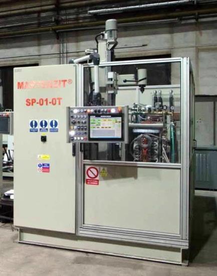 Vysokofrekvenční povrchové kalení - tepelné zpracování kovových dílů