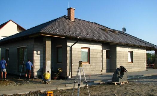 Výstavba nízkoenergetických a pasivních domů